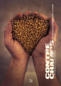Couverture du livre Contrechamps, Les Paysans reprennent la main